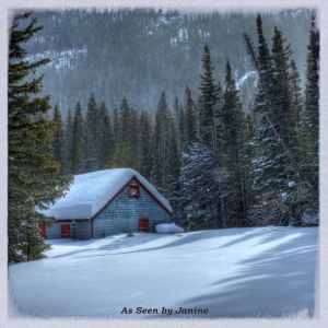 Rustic-Colorado-Fishing-Cabin-Along-South-Boulder-Creek-Snowed-in-for-Winter.JPG