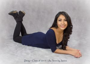 Deisy-Rojas-Lying-Down-Yearbook-Pose.JPG
