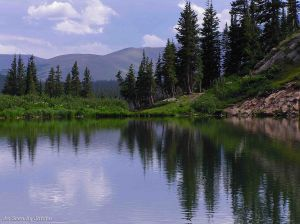 Yankee Doodle Lake Rollins Pass Colorado