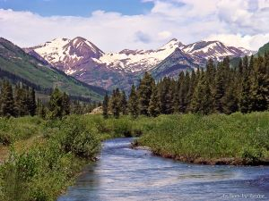 Slate River Views - Crested Butte