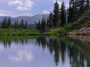 Yankee Doodle Lake - Rollins Pass Colorado