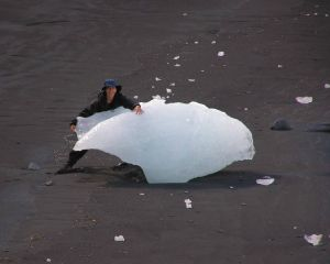 2e-Want that on the Rocks Glacial Ice Cube - Prince William Sound Alaska.jpg